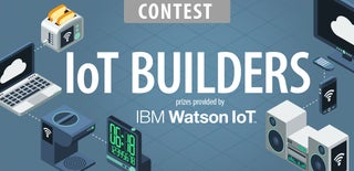 IoT Builders Contest