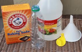 Vinegar, Baking Soda, and a Balloon!
