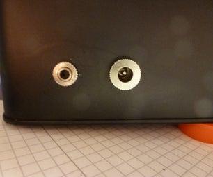 BlackBox AddOn #1 - Alternate Power Input