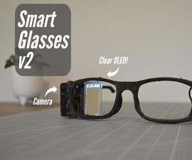 Smart Glasses V2