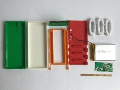 Component Parts of the Elveet