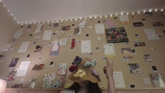 V.S.C.O Girl Hat