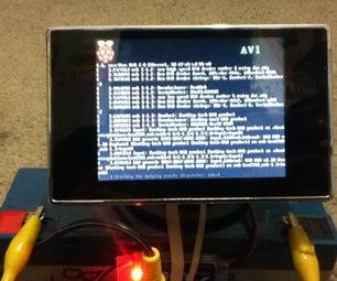 """Portable"" Raspberry Pi"