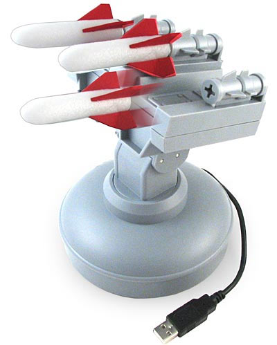 """Hack your usb missile launcher into an """"Auto-aiming autoturret!"""""""