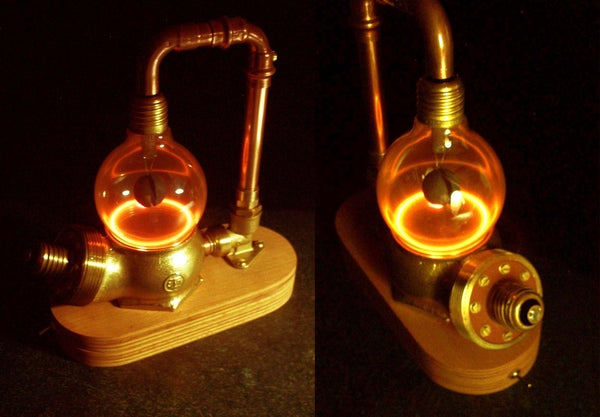 High Voltage Ignited Plasma Bulb