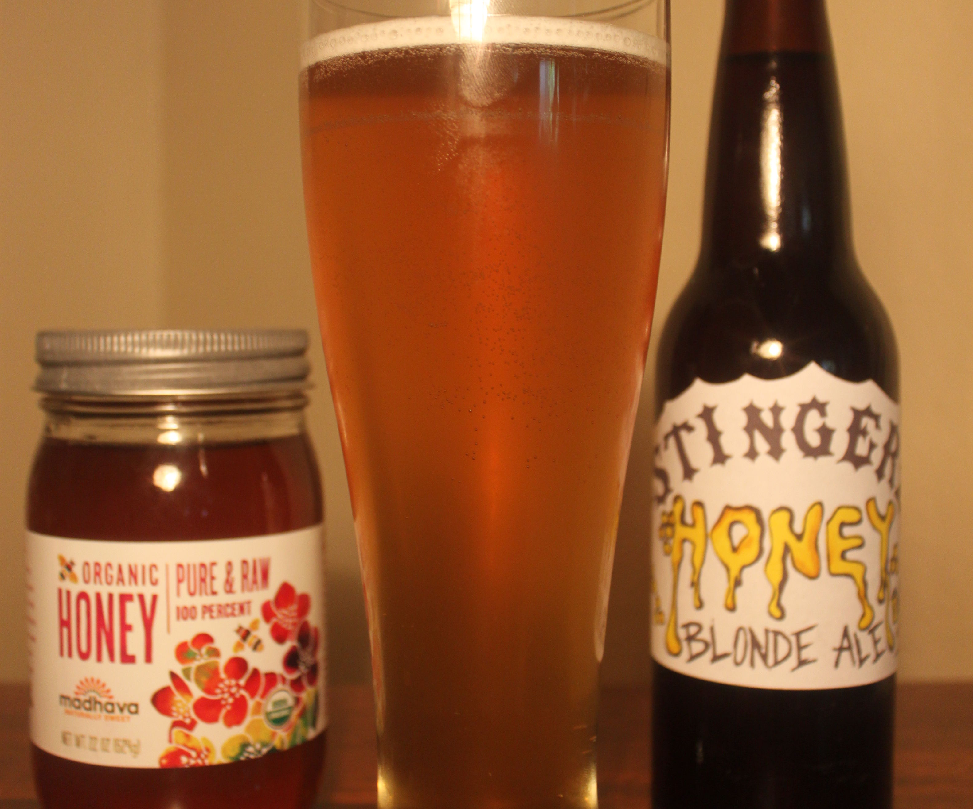 Honey Blonde Ale