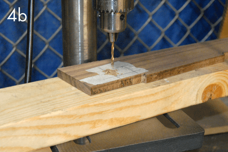 Cut the Hole in the Frame for IEC Jack