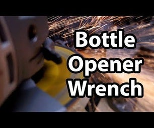 Turn a Wrench Into a Bottle Opener!