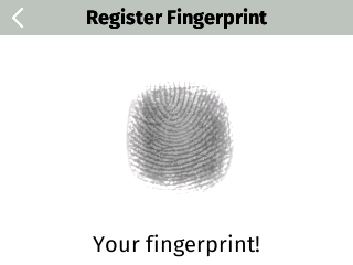 Fingerprint Images