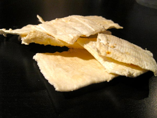 Make Your Own Chitosan Bandages