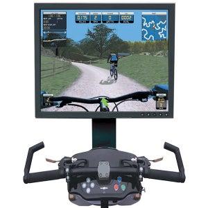 Exercise Bike As Controller for MT Bike Simulator