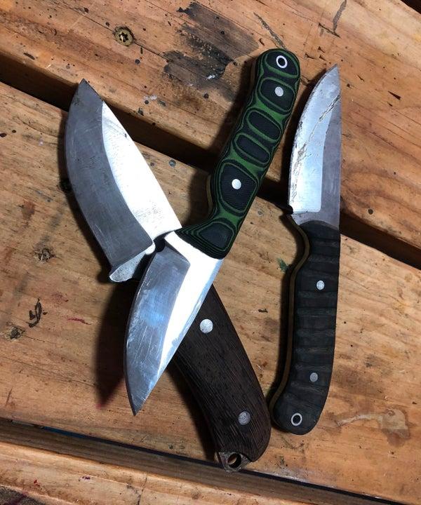 Knife Making 101 (reductive Process)