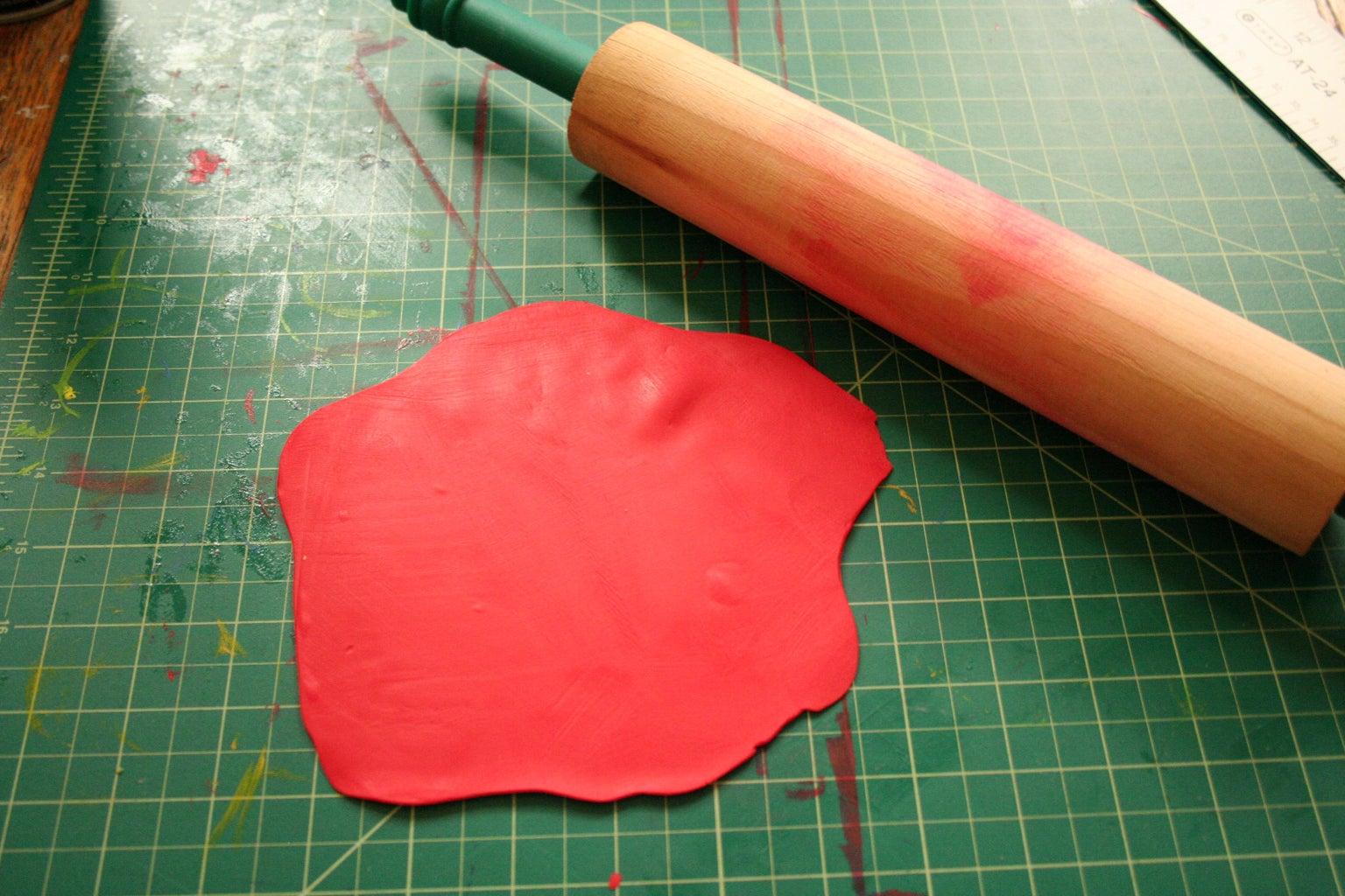 Prep the Clay