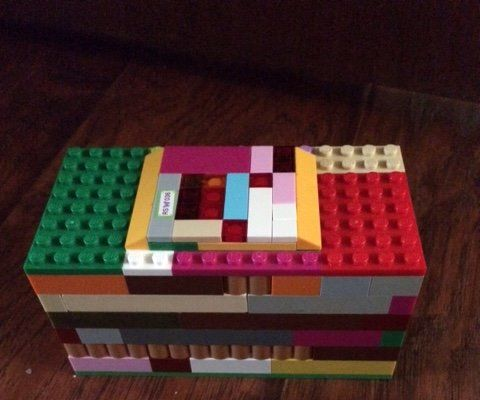 Ultimate Lego Puzzle Box