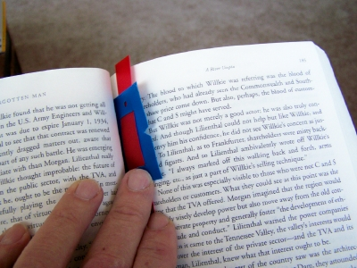 A More Useful Bookmark