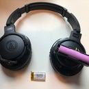 Bluetoth Headset Battery Upgrade