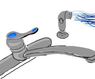 Water Spray Prank