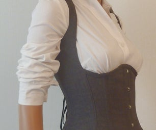 Corset for the Business Professional