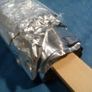 How not to roll an aluminum foil capacitor