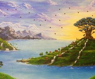 Island City - Starry Night