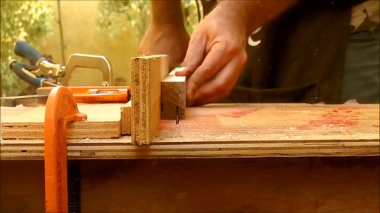 Making the Frame (part 1)