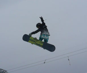 How to Do Grabs on Snowboard
