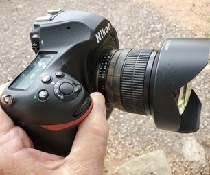 "Focus Ring Lock ""The Lens Girdle"""