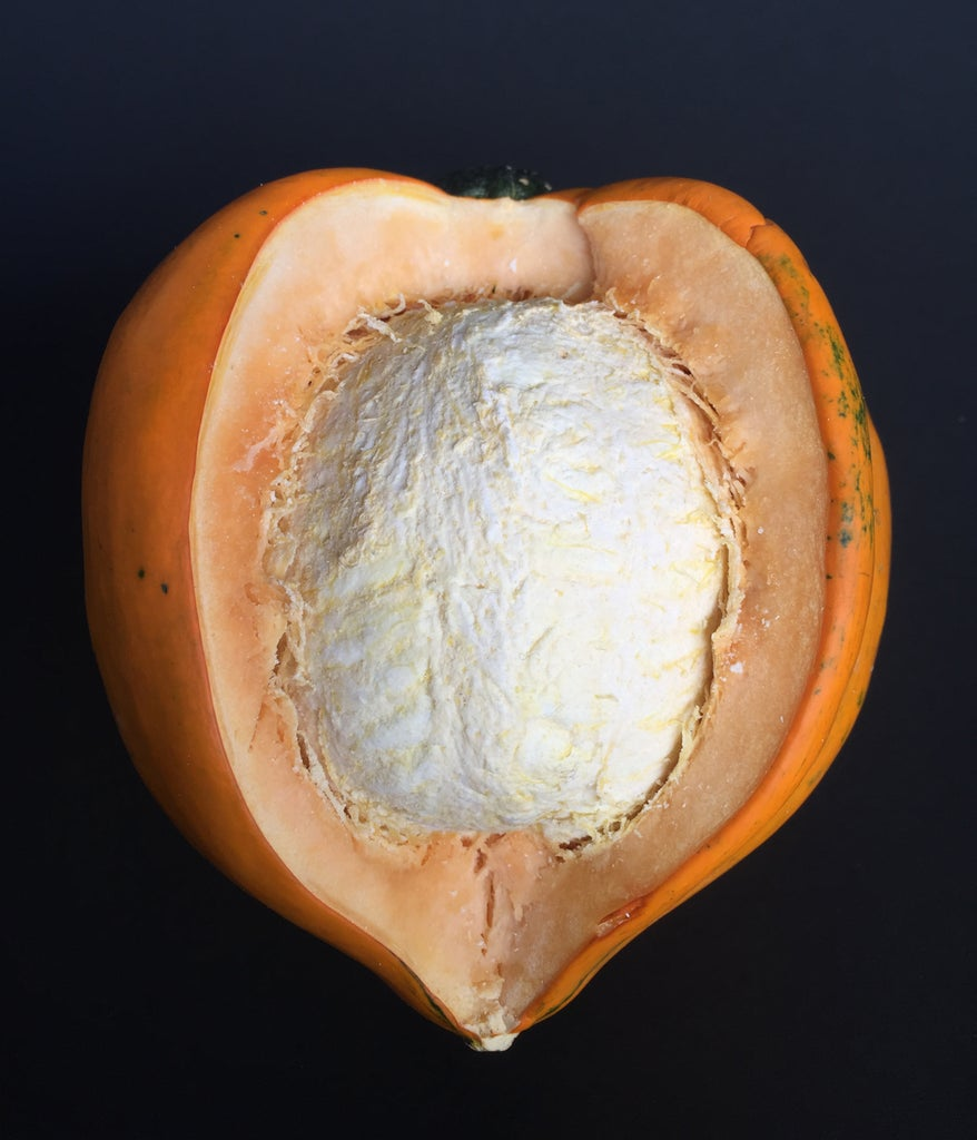 Cast the Inside of a Vegetable