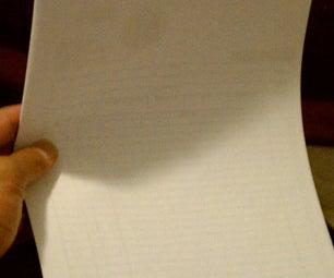 Custom Notepad(like a Yellow Notepad)