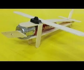 How to Make Airplane Model