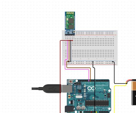Program Arduino Wirelessly Over Bluetooth