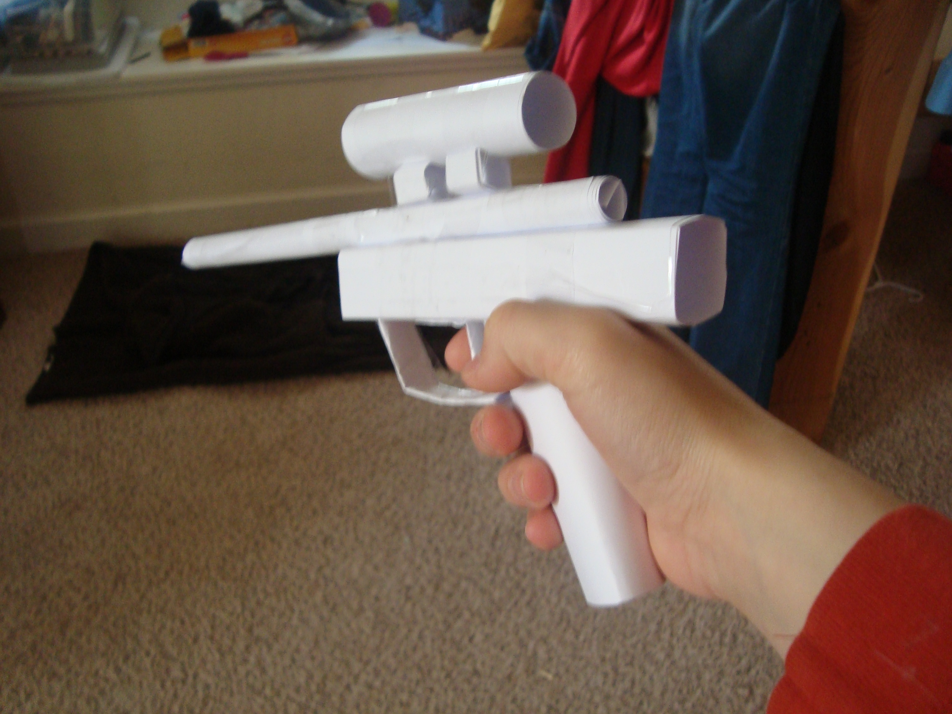 Star wars pistol