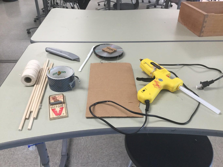 Materials Needed!