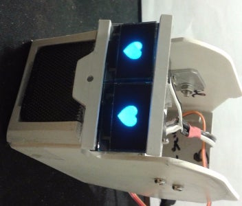 Emoticon Eyes for Robot