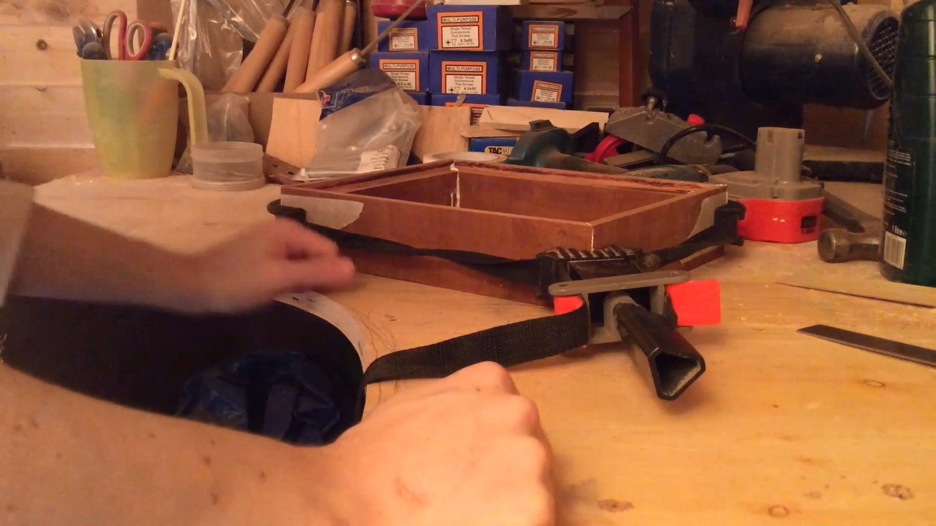 Step 4 - Glue Up