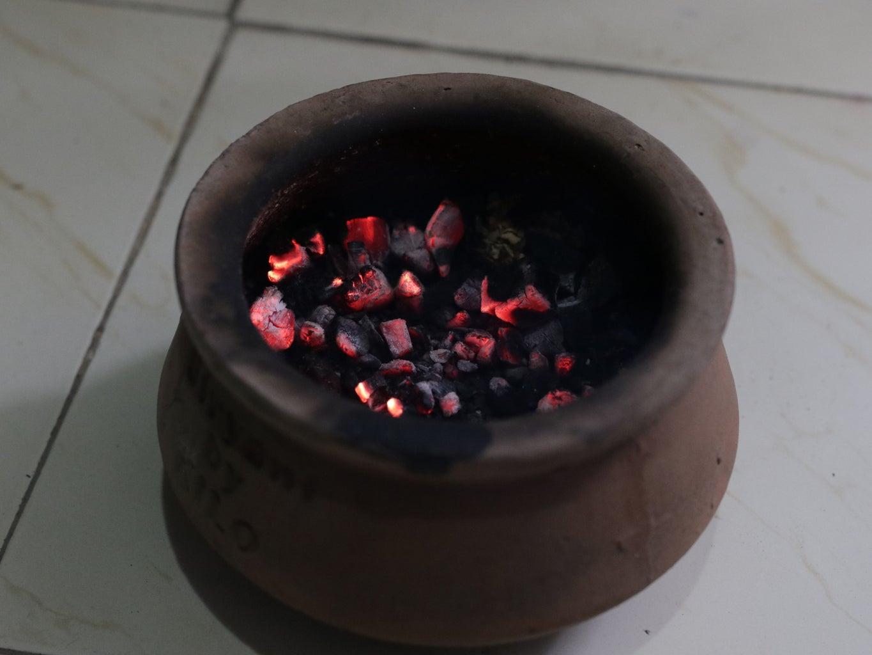Prepare Charcoal