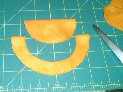 Preparing the Orange Ring