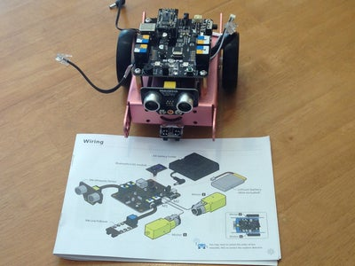 MBot: Cables