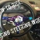 How To Rice: Racing Wheel