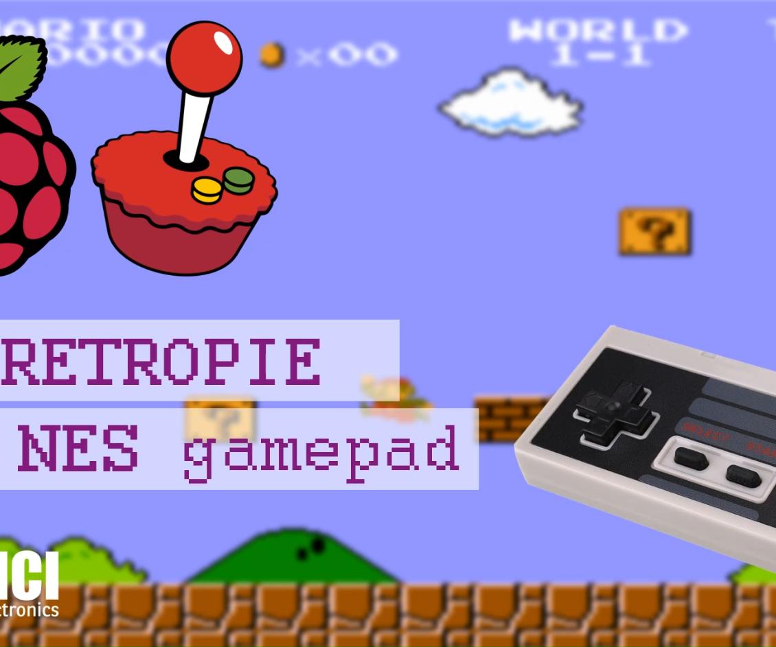 NES Gamepad GIGANTE!