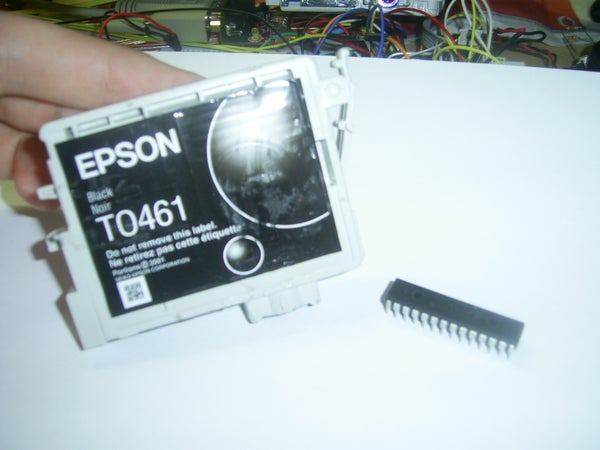 Reverse Engineering to Emulate Ink Cartridges for a Epson Printer