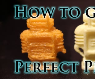 How to Find the Perfect Print Settings for Your 3D Printer