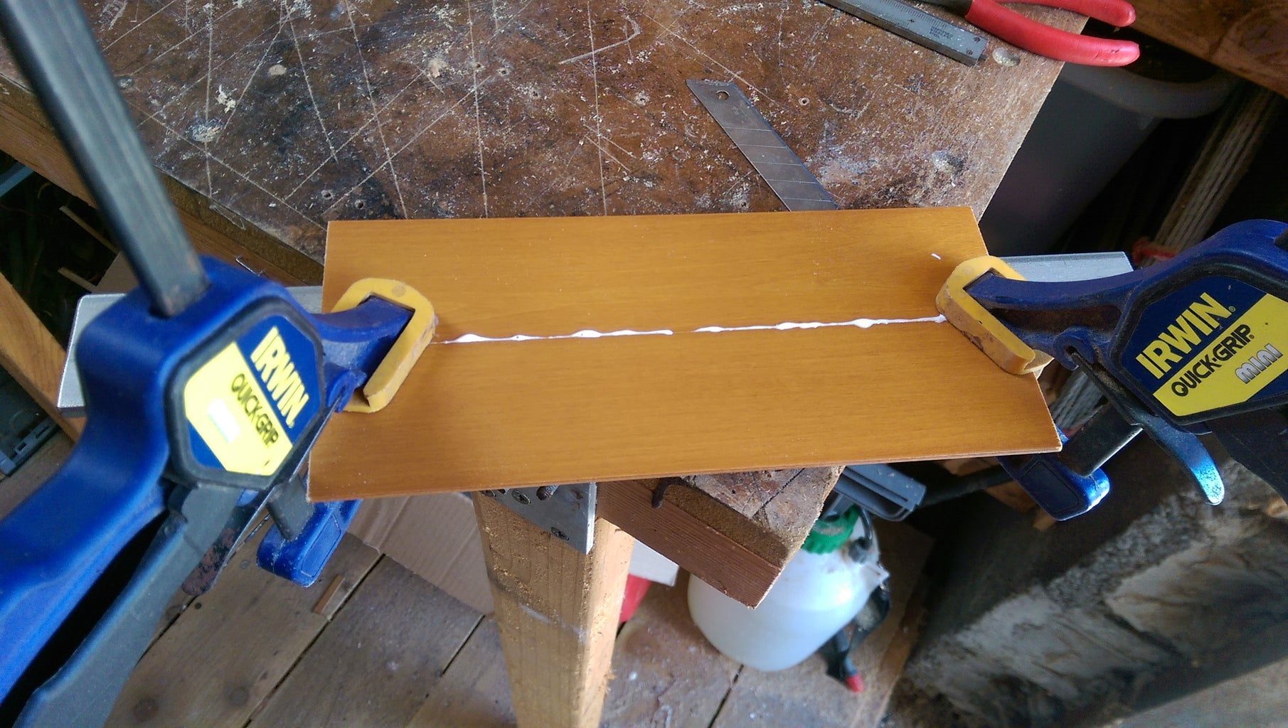 Some Wood Work, Sanding and a Prototype Followed by More Sanding!