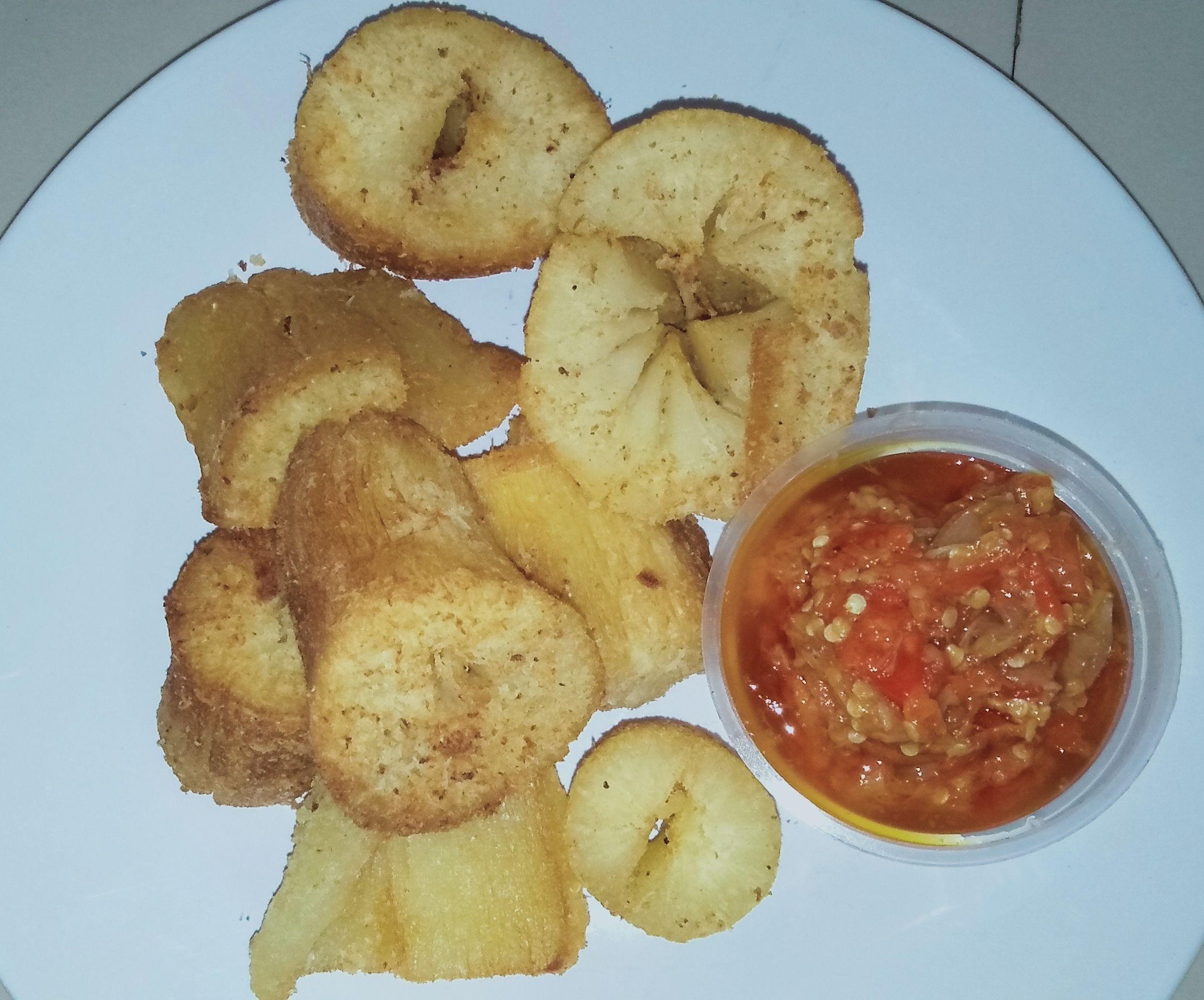 How to Make a Cassava