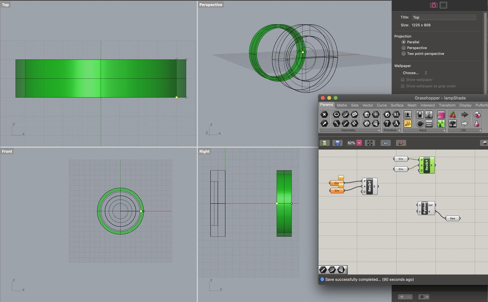 Design a Lamp Cap to Test Measurements