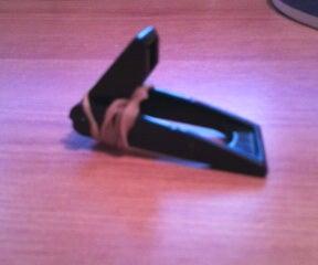 Keyboard Leg Catapult