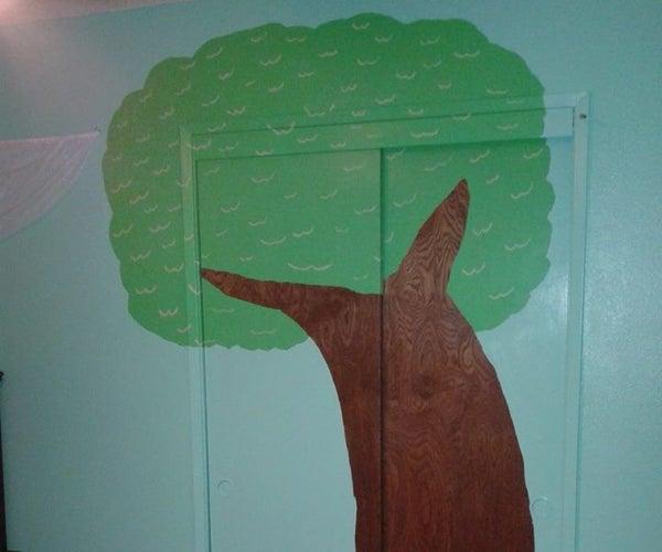 Closet Mural