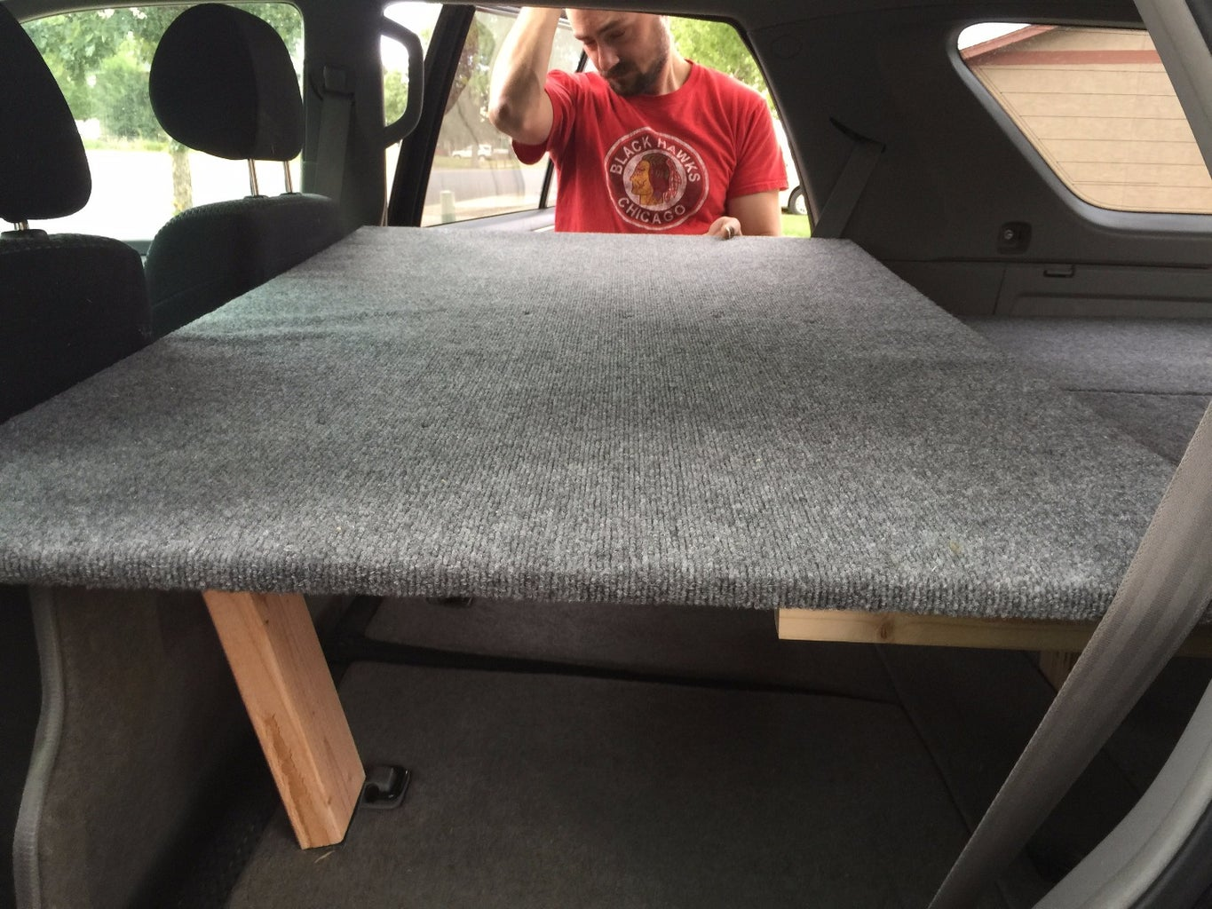 Section 3, Cover the Back Seats