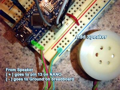 Add Speaker