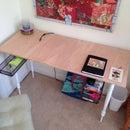 """""""Treble Clef"""" Desk"""